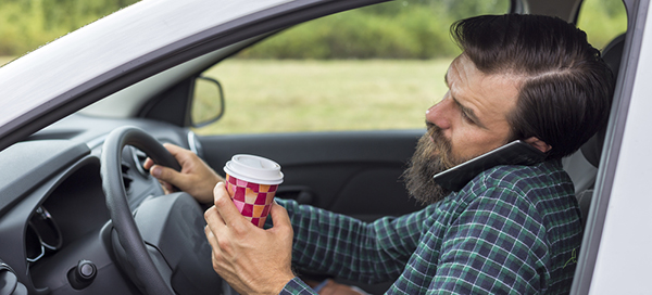 Distracted Driving by Generation Statistics